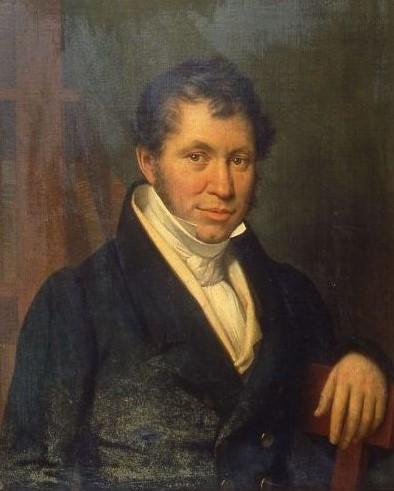 Pierre Bretonneau, retrat de René Théodore Berthon
