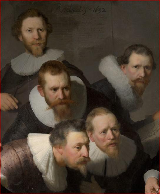 "lliçó Anatomia"" Nicolaes Tulp Rembrandt"