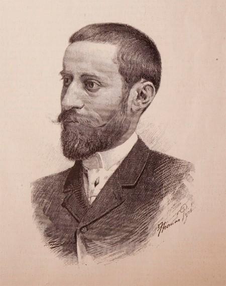 Miquel Fargas per Thomàs Pijoli