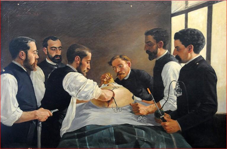 Operació Miquel Fargas 1885 Sala