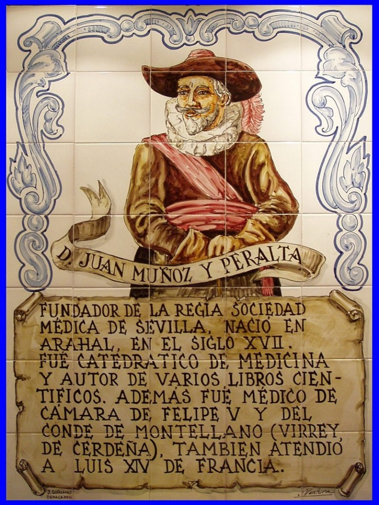 casa de Muñoz Peralta a Sevilla