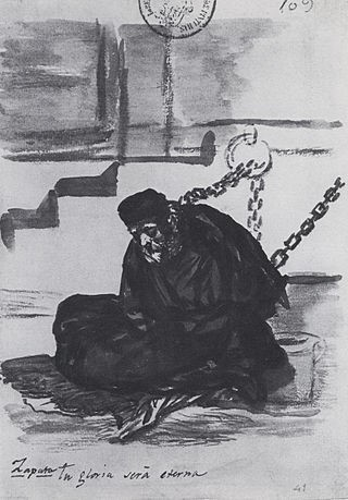 Diego Mateo Zapata per Goya