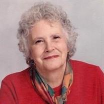 Margaret W. Rositer