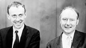 Watson i Crick ADN