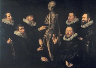 lliçó d'osteologia del Dr. Egbertsz