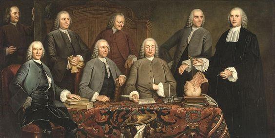 lliçó d'anatomia del cirurgià Petrus Camper a Amsterdam