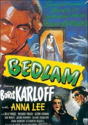pel·lícula Bedlam Bethlem