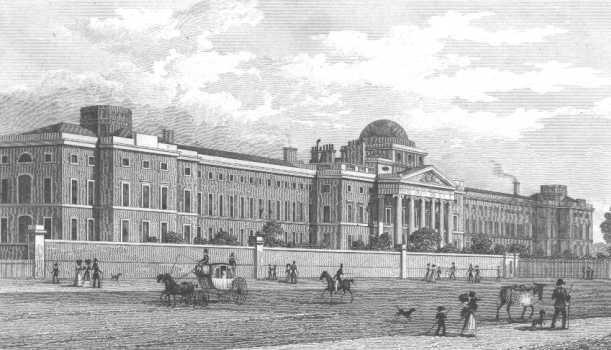 hospital Bethlem a Southwark