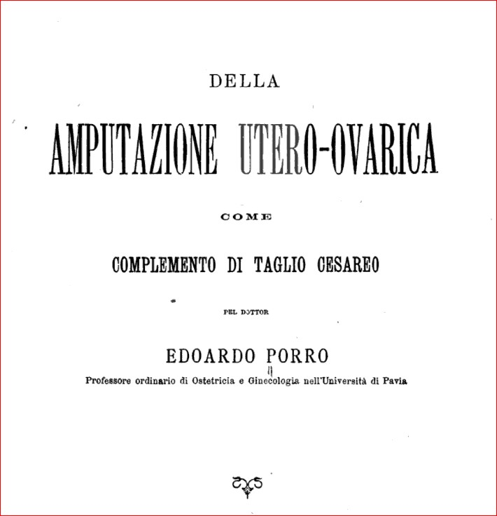 opuscle Edoardo Porro