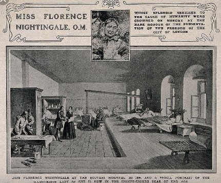 Florence Nightingale Scutari