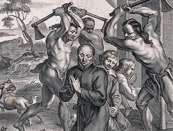 martiri de René Goupil