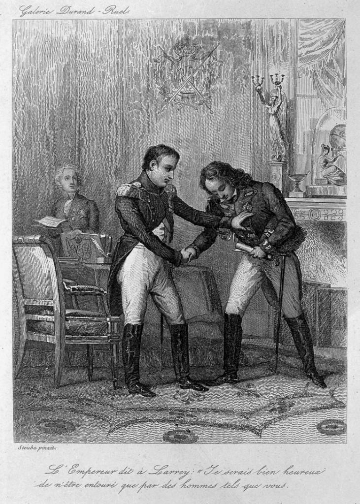Larrey i Napoleó